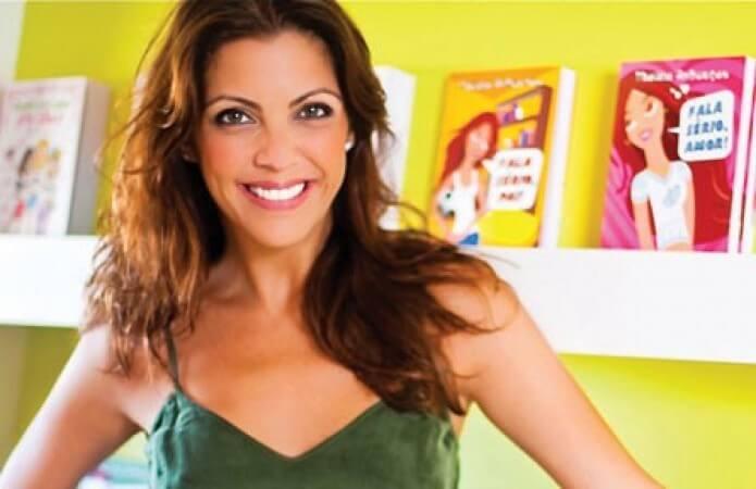INCANSÁVEL: Thalita Rebouças já escreveu 14 livros no Brasil e 7 em Portugal.