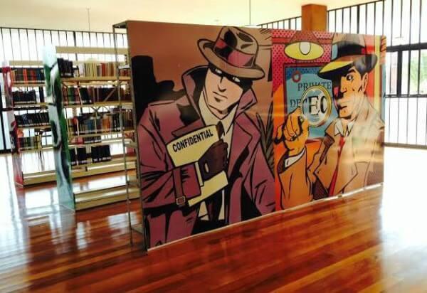 Biblioteca Paulo Setubal passa a ser acessível para pessoas com deficiência visual