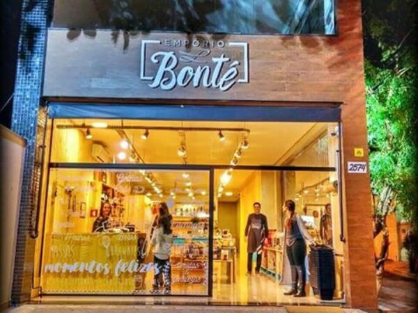 Empório Bonté aposta em tecnologia