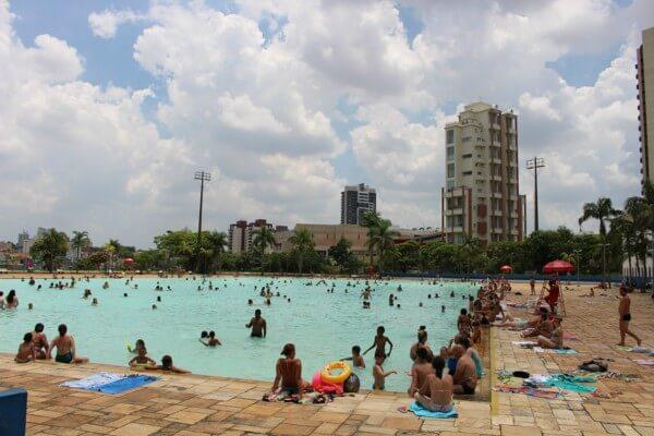 Programação da Virada Esportiva inclui reabertura da piscina do Ceret
