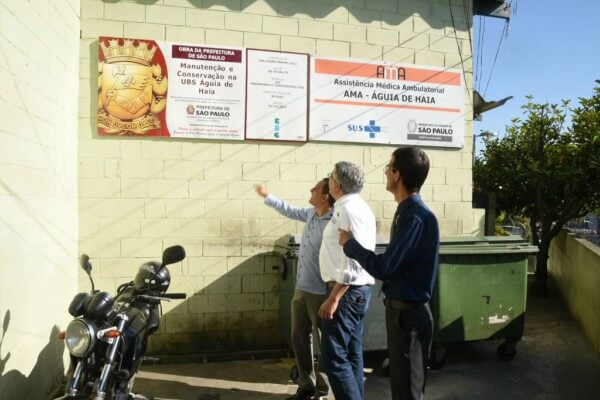 Vereadora protocola pedido de audiência pública para debater fechamento de AMAs em Itaquera