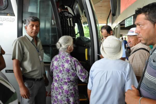 Artesp ficaliza o cumprimento das gratuidades de idosos em ônibus intermunicipais
