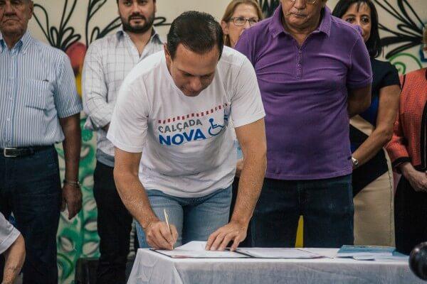 Gestão Doria regulamenta o Fundo Municipal do Idoso