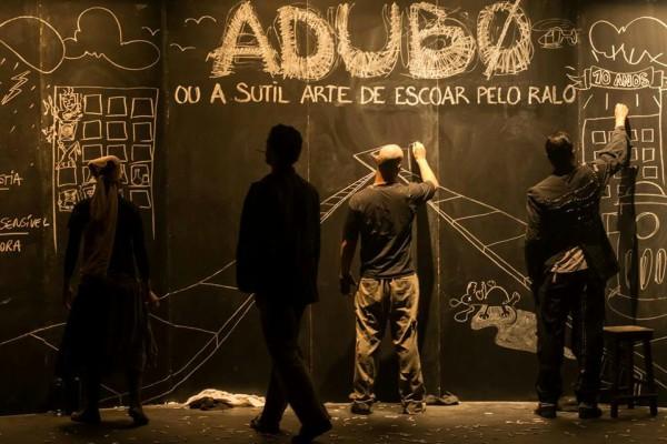 Sesc Belenzinho recebe a obra ADUBO ou a sutil arte de escoar pelo ralo