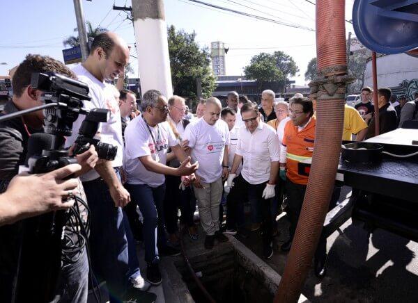 São Miguel Paulista recebe ação de zeladoria do programa SP Cidade Linda