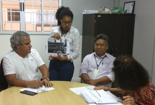 Prefeito Regional Aricanduva realiza reunião com comissão de moradores do bairro de Vila Carrão
