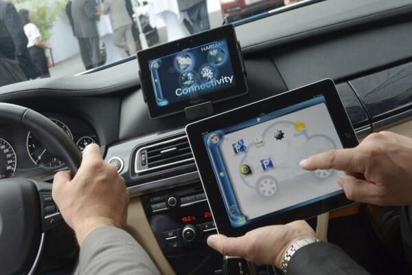 Conectividade é tendência na indústria automotiva