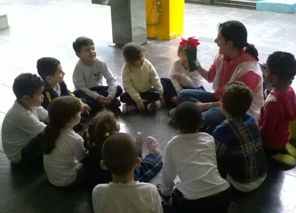 Colégio Brasil oferece ensino bilíngue para crianças a partir de 3 anos de idade