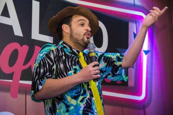 Matheus Ceará realiza espetáculo de humor gratuito no Shopping Metrô Itaquera