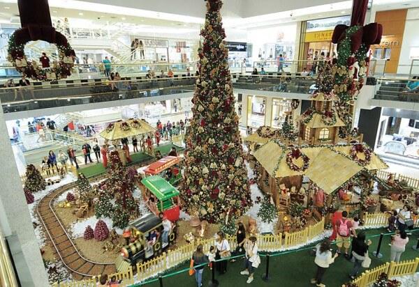 Shopping Anália Franco promove as tradicionais Paradas de Natal