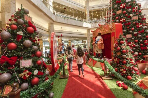 Shopping Penha promove oficinas circenses como atração de Natal