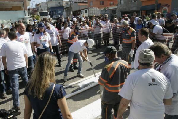 Novo formato do Programa SP Cidade Linda conta com ação integrada de demais programas municipais