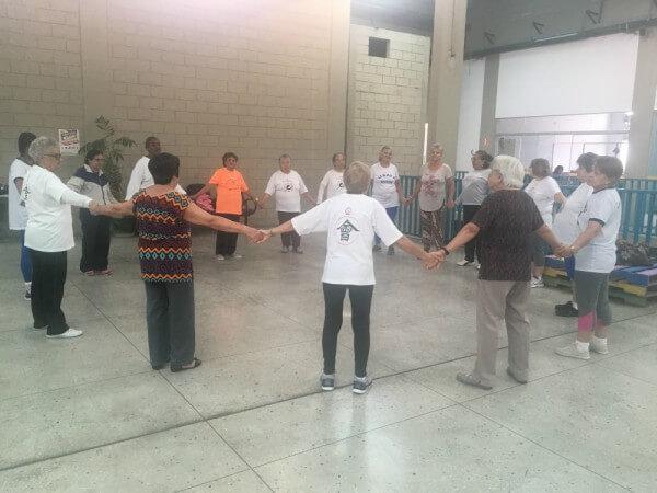 Regional Itaquera oferece aulas gratuitas de Tai Chi
