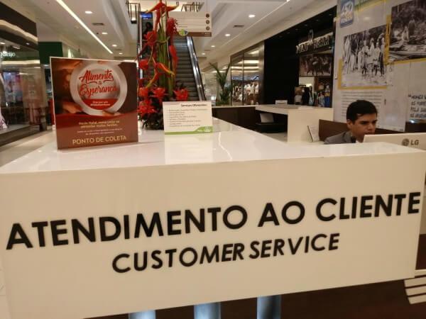 Shopping Metrô Itaquera arrecada doações para campanha Natal sem Fome