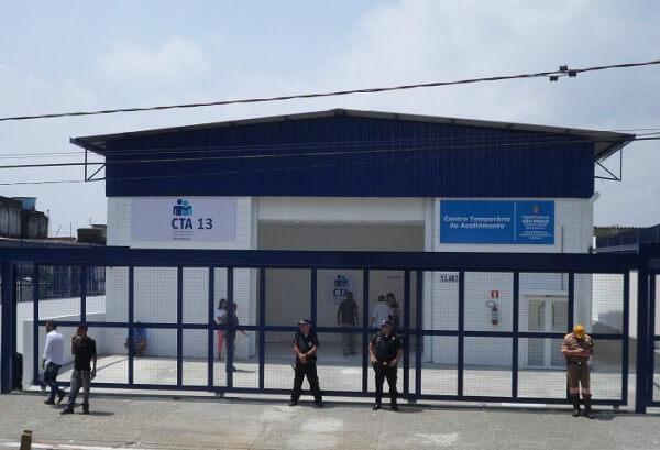 Centro Temporário de Acolhimento é inaugurado em São Mateus