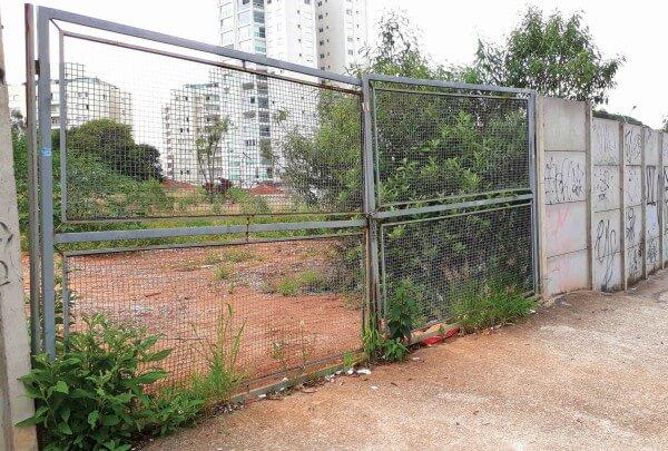 Metrô Vila Formosa está abandonado