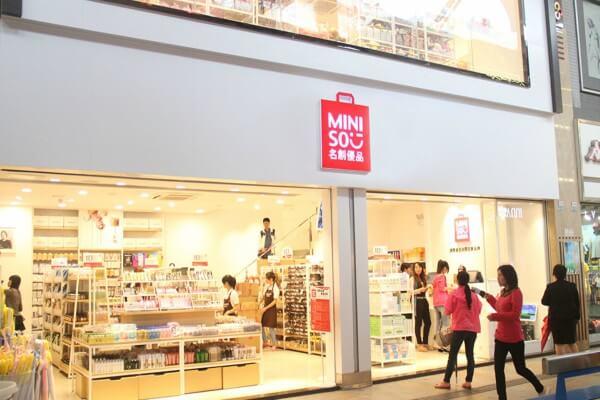 Miniso inaugura loja em Itaquera