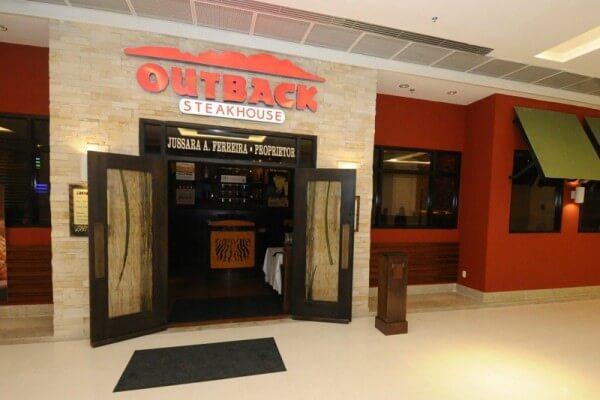 Outback Steakhouse inaugura unidade no Tatuapé
