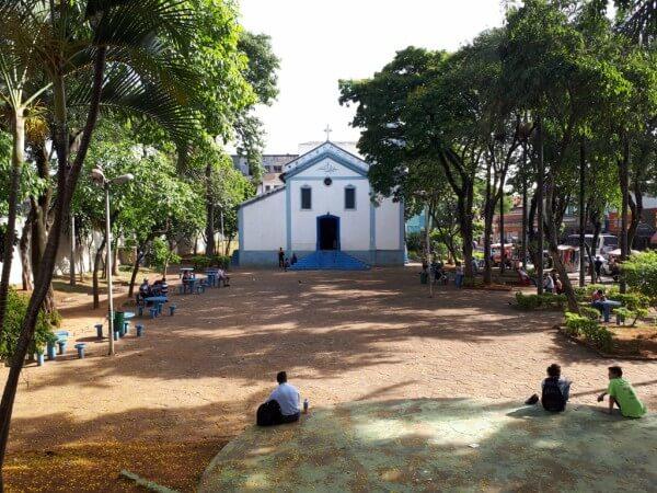 SP Cidade Linda acontece no Largo do Rosário