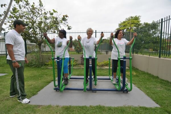Para envelhecer com disposição pratique atividade física