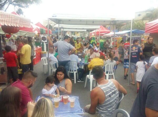 Ermelino Matarazzo ganha Feira Gastronômica Popular