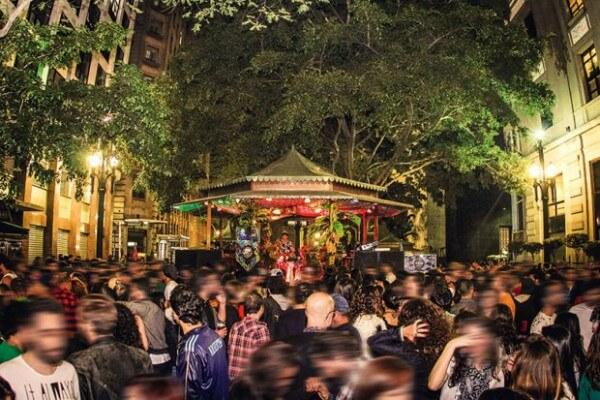Cidade Tiradentes recebe shows do