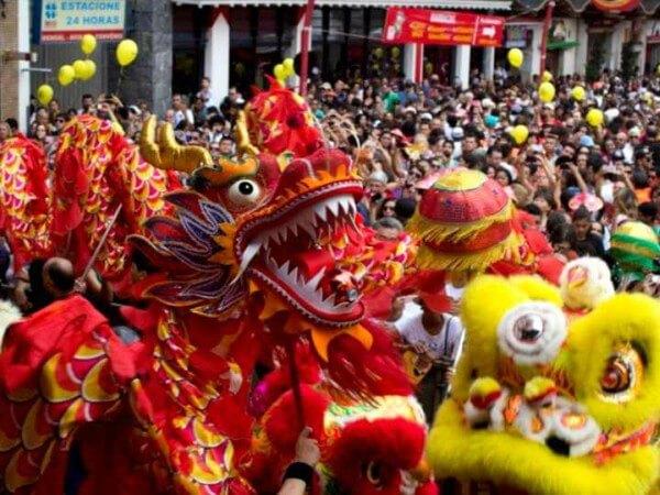 Shopping no Tatuapé celebra ano novo chinês