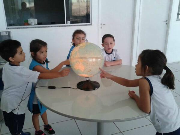 Colégio na Vila Matilde tem centro de línguas dentro do espaço escolar