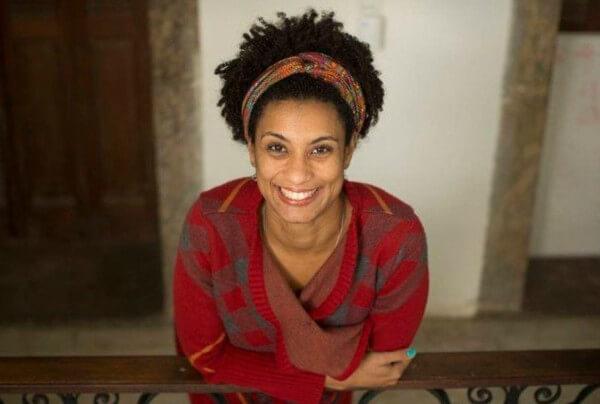 Eleita pelo PSOL e quinta vereadora mais votada, Marielle foi alvejada com três tiros na cabeça, na noite da última quarta-feira
