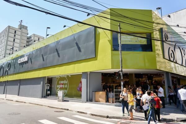 Caedu inaugura nova loja no distrito de Lajeado