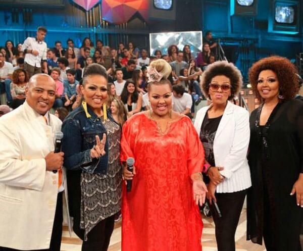 Fat Family faz show gratuito em Itaquera