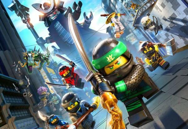 Shopping na Zona Leste recebe atração infantil Lego Ninjago