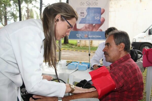 Ações de saúde no Dia Mundial da Hipertensão são realizadas em Itaquera