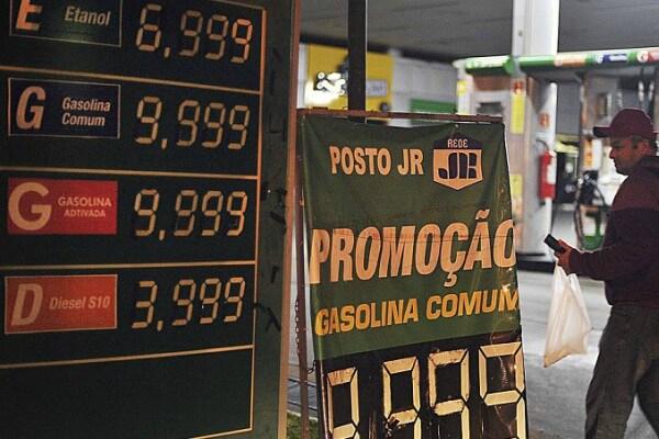 Preços dos combustíveis: a história se repete
