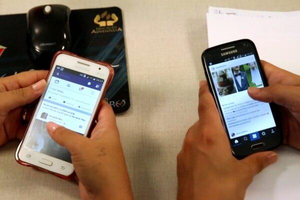 Como diminuir o tempo nas redes sociais