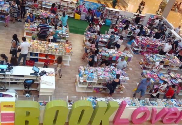 Último mês para conferir a Book Lovers Kids em Itaquera