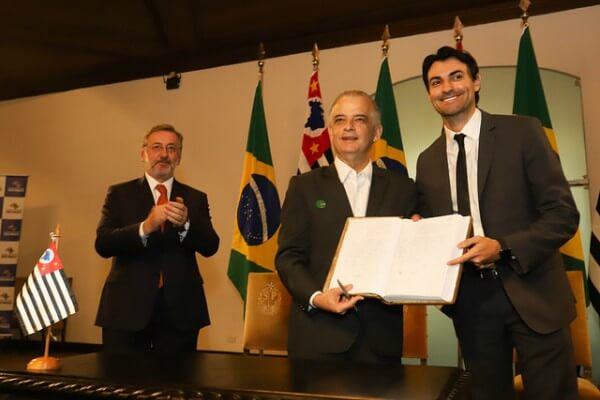 Novo secretário estadual de Esporte toma posse