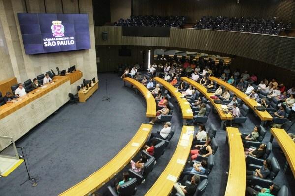 Câmara aprova auxílio-saúde de até R$ 1.079 para vereadores