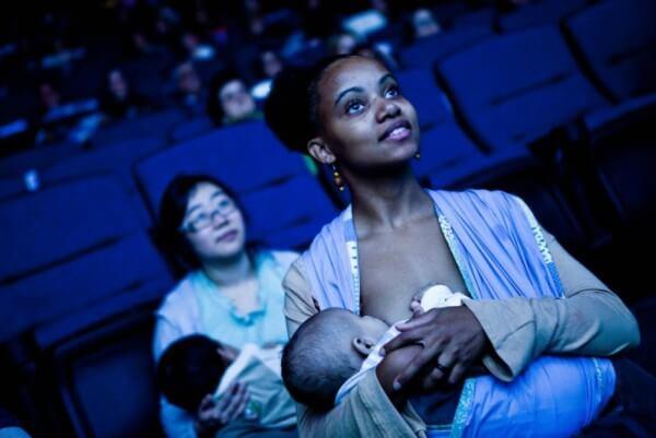 CineMaterna em Itaquera exibe o filme