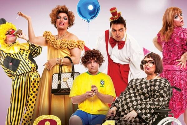 Espetáculo Festa, A Comédia volta para curta temporada popular em teatro na Mooca