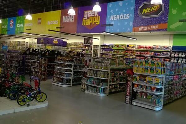 Ri Happy inaugura loja no conceito One Stop Shop em Itaquera