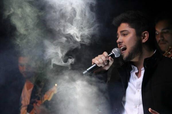 Vencedor do The Voice Brasil 2015 estreia show em São Paulo