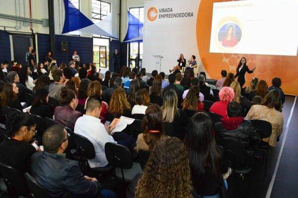 FATEC Itaquera recebe Virada Empreendedora