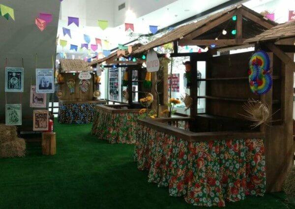 Comida típica, brincadeiras e forró animam Arraiá do Itaquera