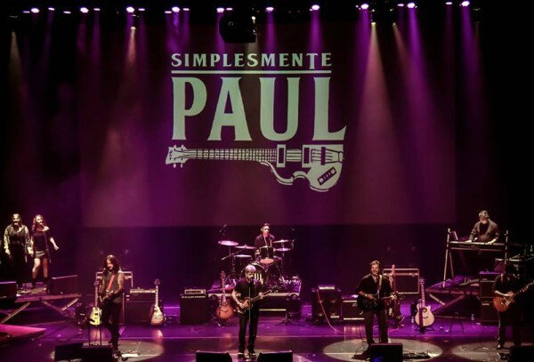 Simplesmente Paul realiza tributo a Paul McCartney