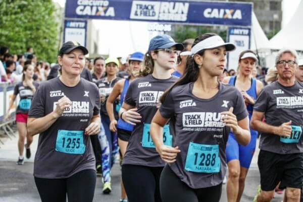 Shopping Anália Franco terá corrida Track & Field Run Series